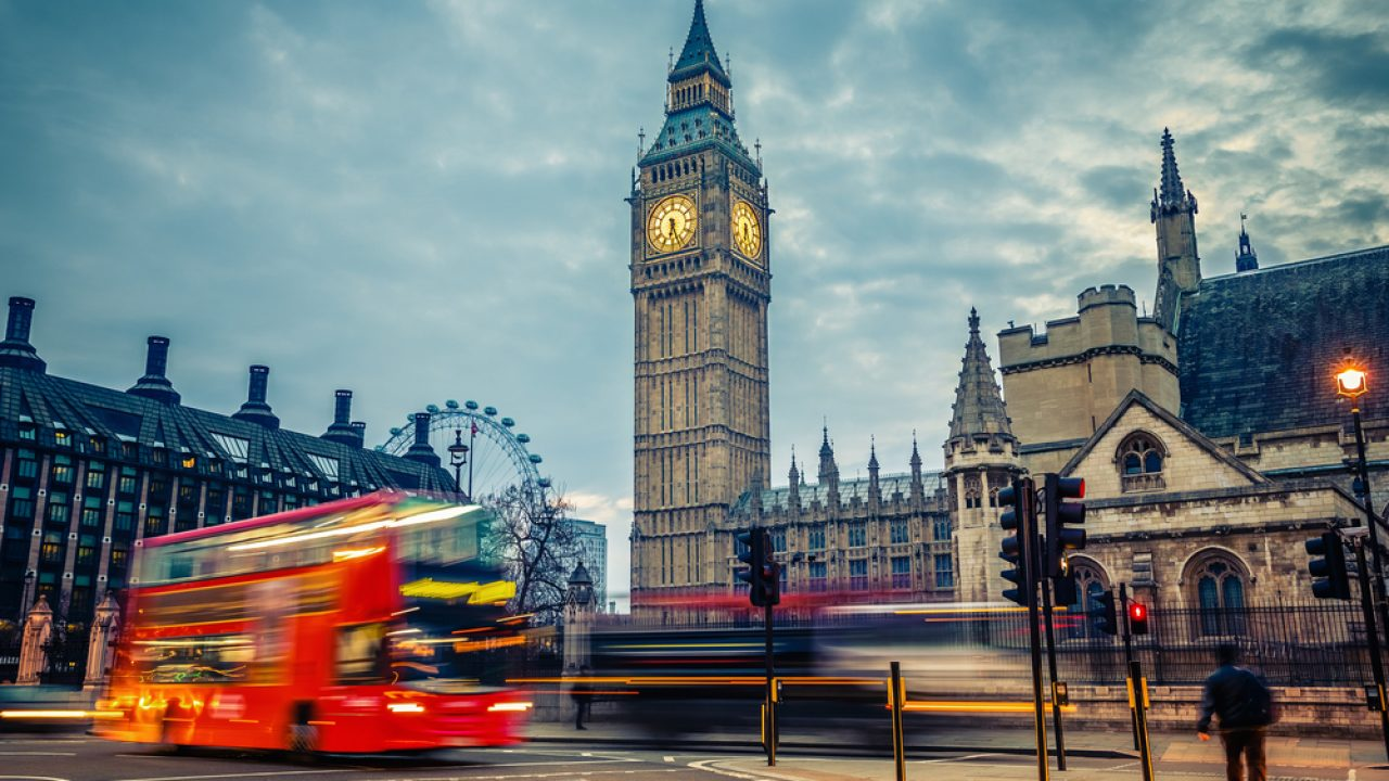 london's attractions for tourists - Big Ben