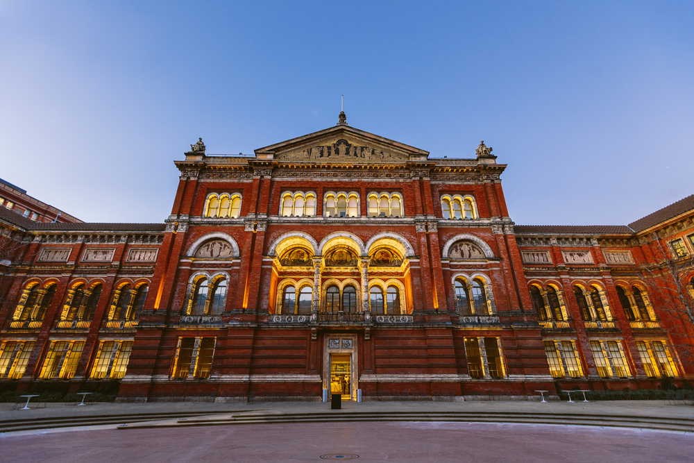how to get to the v&a