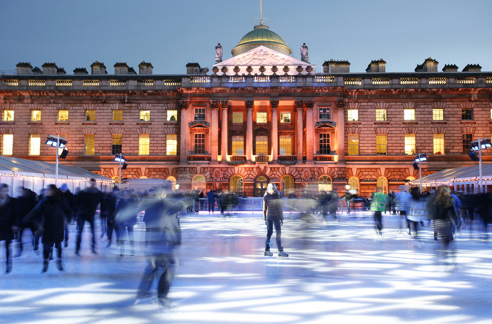 rinks at Somerset House