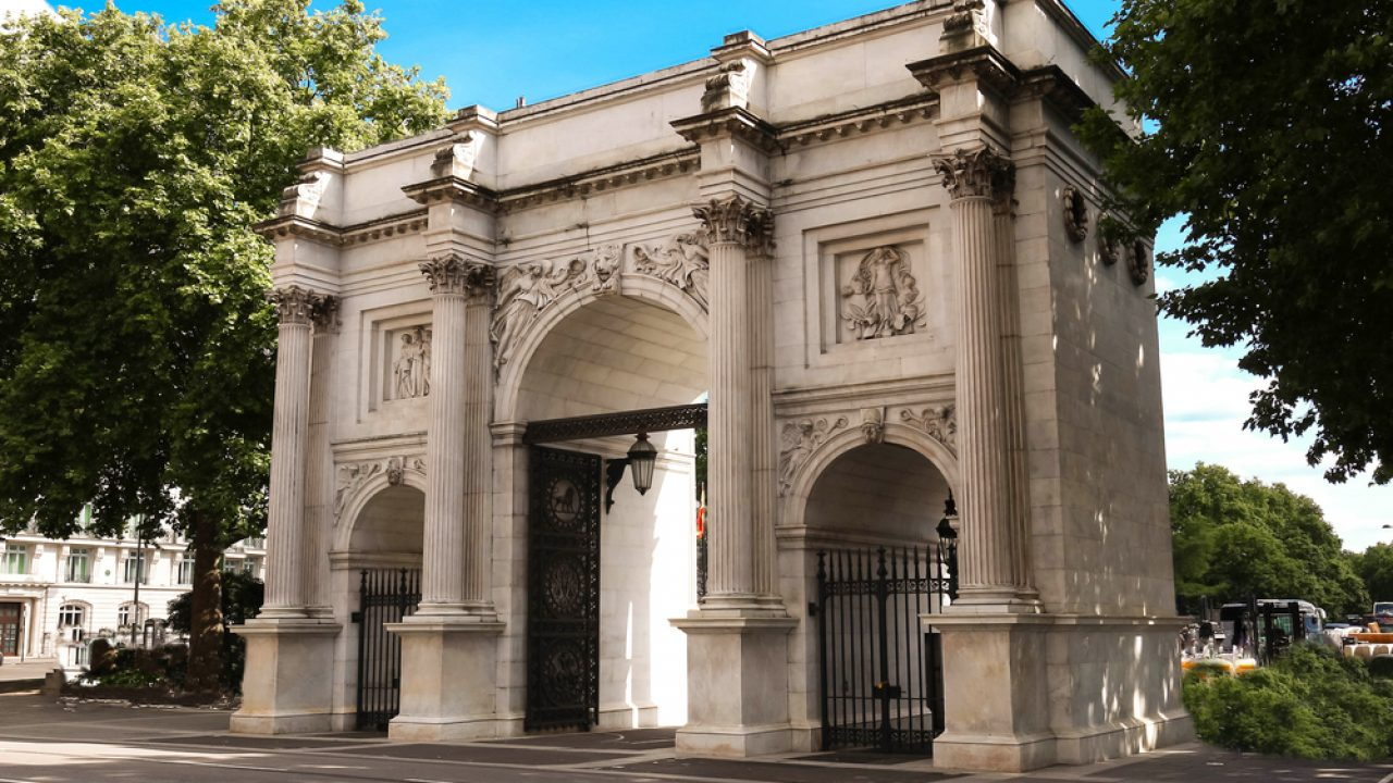 The History of Marble Arch - Park Grand Kensington