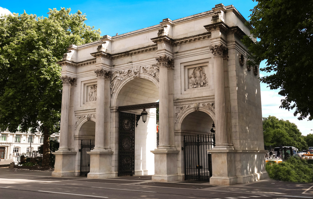 The History Of Marble Arch Park Grand Kensington
