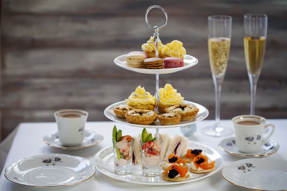 Afternoon tea motherday special