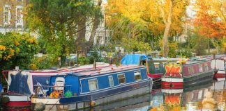 Canal Boat london