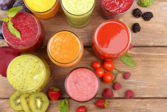 Healthy Juice spots London