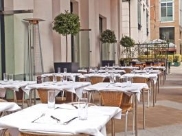 Alfresco Dining in London