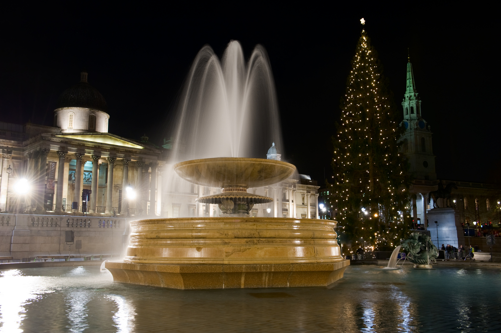 christmas at trafalgur park